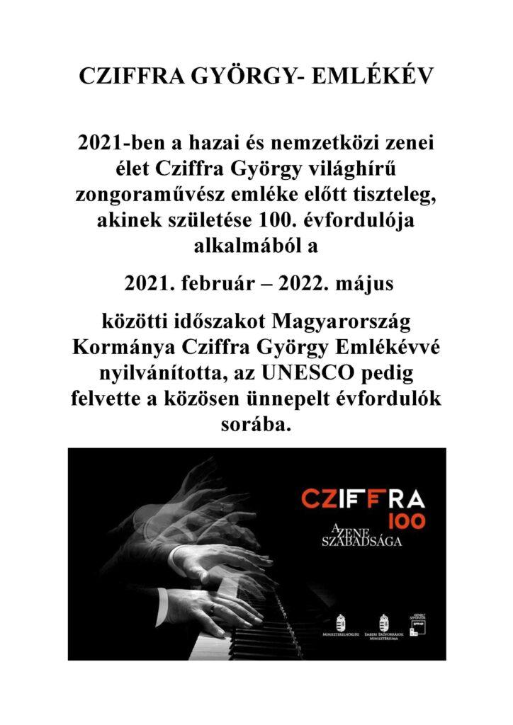 A képhez tartozó alt jellemző üres; Emlékév-CZIFFRA-GYÖRGY1-724x1024.jpg a fájlnév